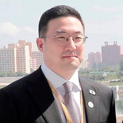 ceo of lg group Koo kwang-mo