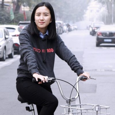 Hu Weiwei Mobike Founder